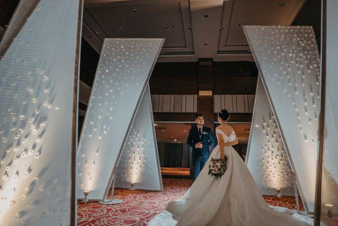 Weddingday Ricky & Inggrid by Topoto - 050