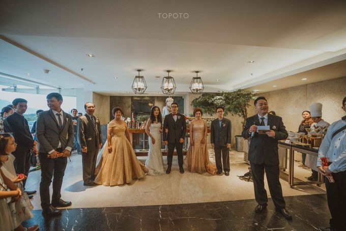 POOLSIDE WEDDING by Crowne Plaza Bandung - 024