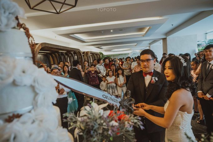 POOLSIDE WEDDING by Crowne Plaza Bandung - 025
