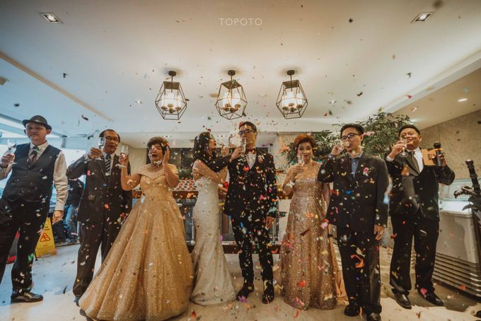 POOLSIDE WEDDING by Crowne Plaza Bandung - 026