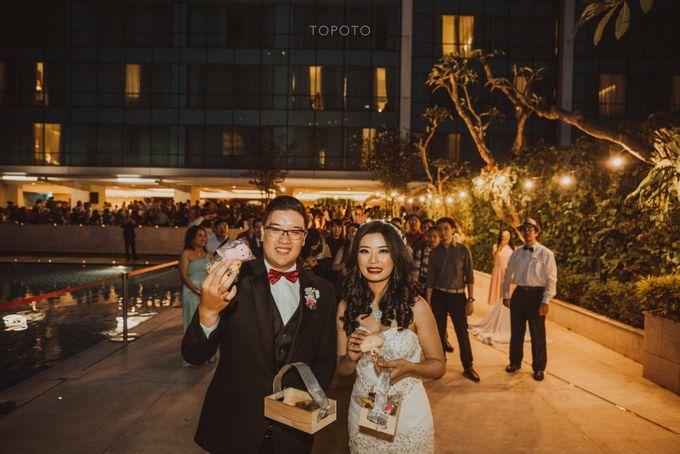 POOLSIDE WEDDING by Crowne Plaza Bandung - 028