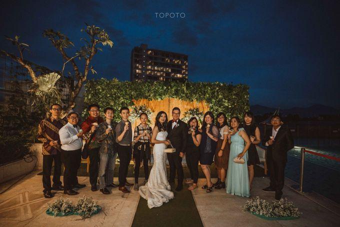 POOLSIDE WEDDING by Crowne Plaza Bandung - 029