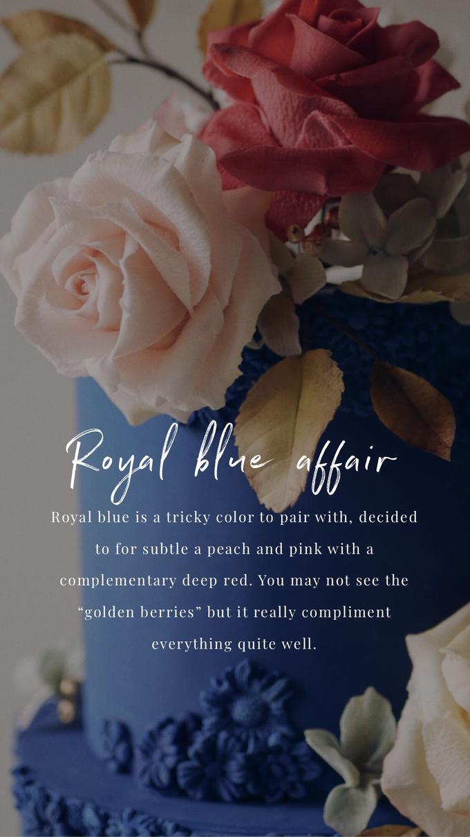A royal blue affair by Twenty Two Cakes - 001