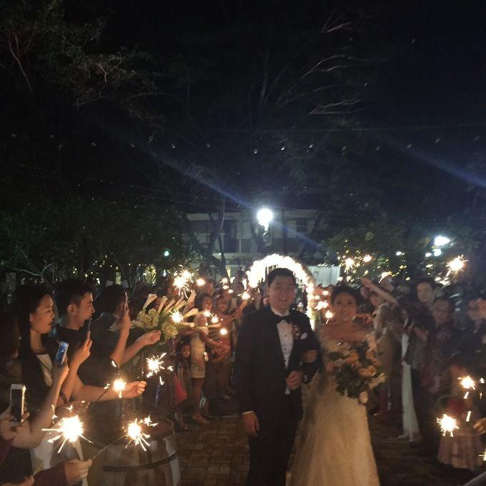 The Wedding Denny Oswaldo & Lusiana Tanudjaja by Red Hat Organizer - 004