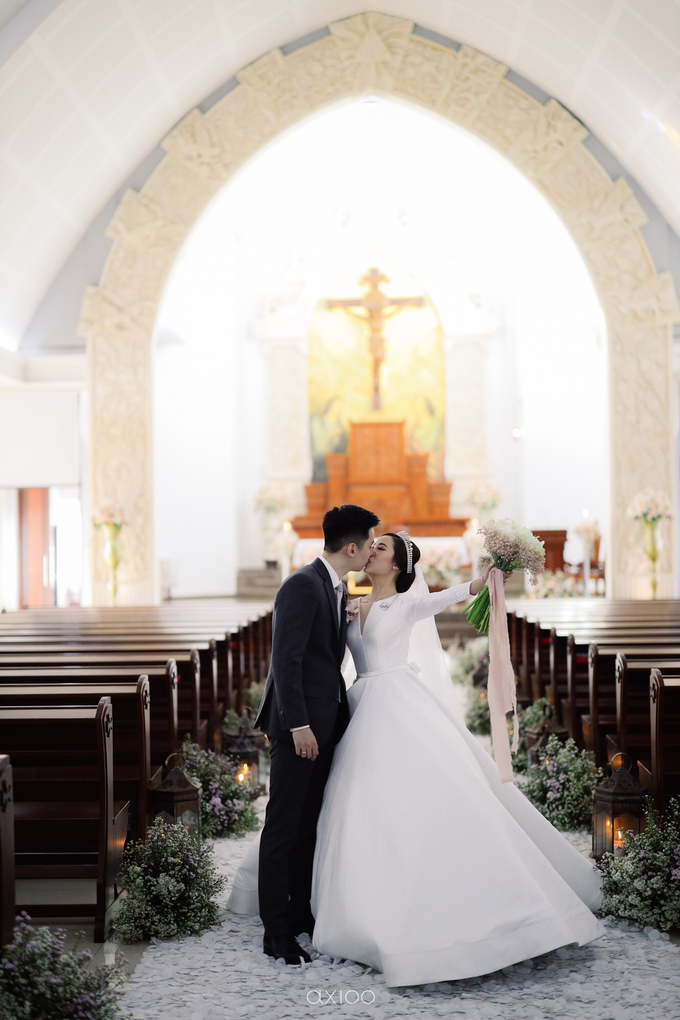 Ricky & Grace by Twogather Wedding Planner - 019