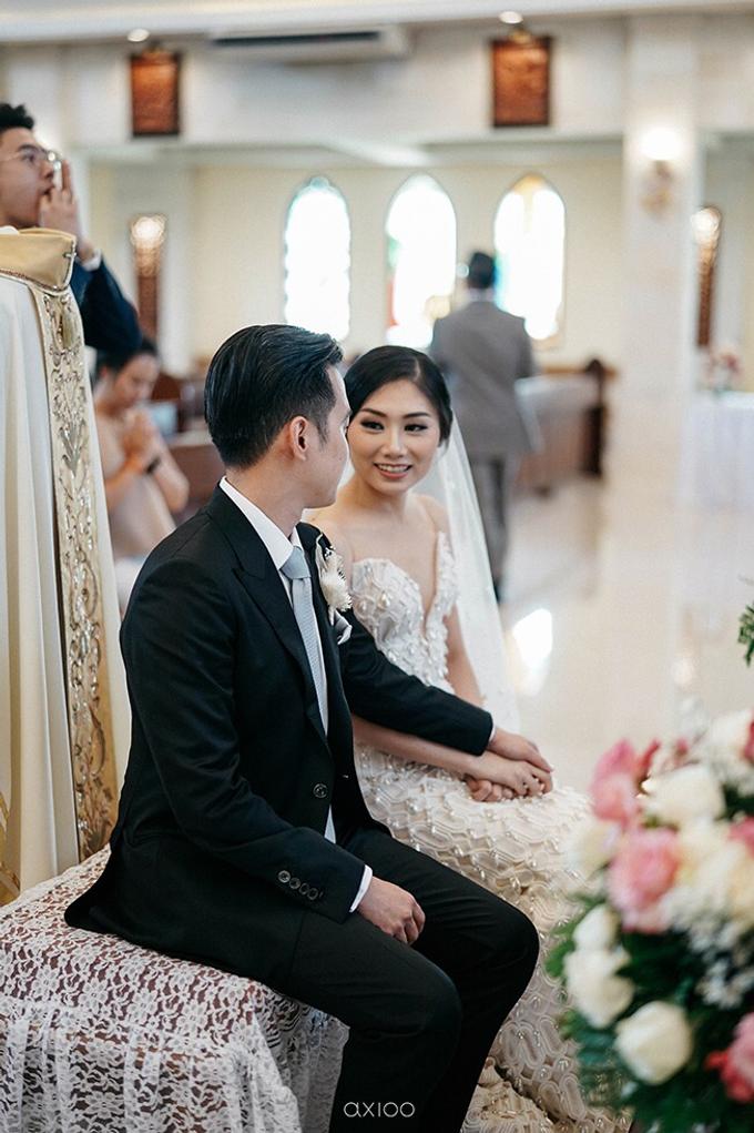 Federick & Winny by Twogather Wedding Planner - 034