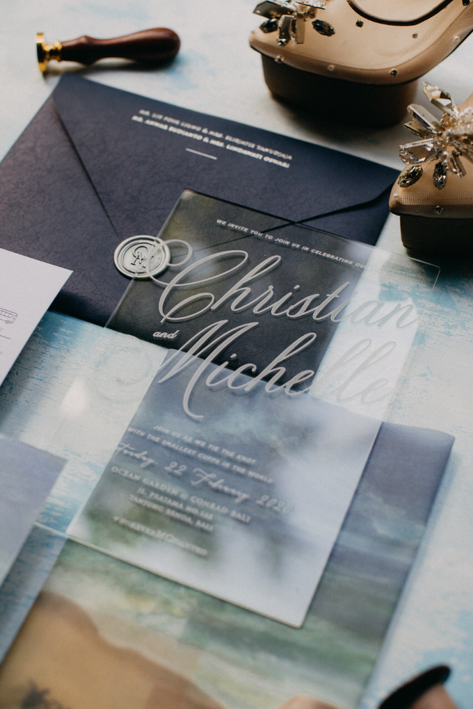 Christian & Michelle by Twogather Wedding Planner - 019