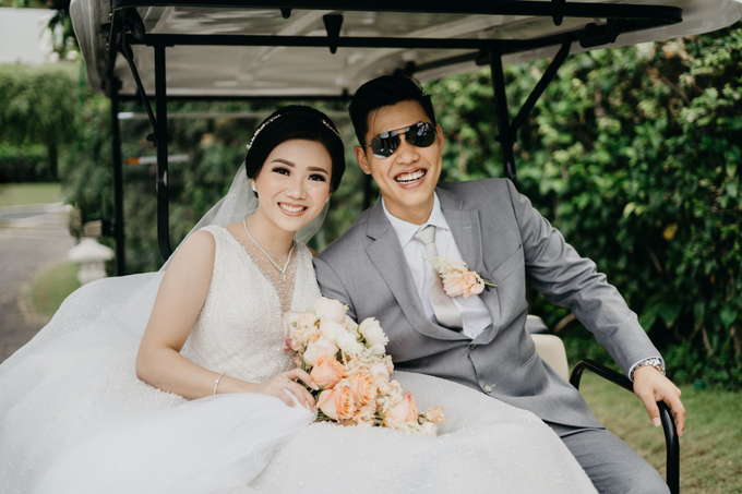 Danny & Tifanny by Twogather Wedding Planner - 001