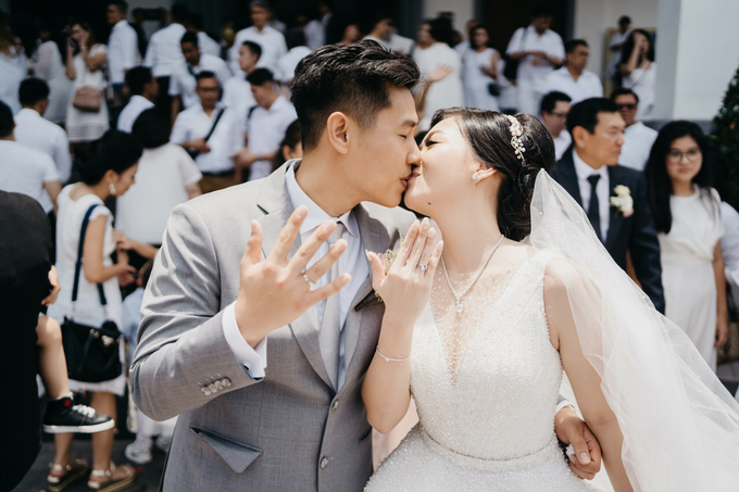 Danny & Tifanny by Twogather Wedding Planner - 009
