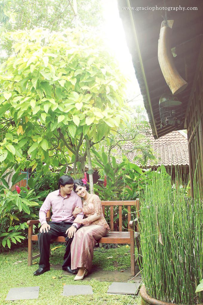 Renny & Gede by Gracio Photography - 003