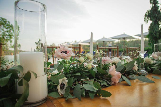 Sweet Garland Dinner by CITTA Wedding - 025