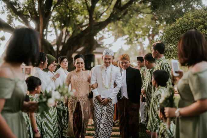 The Wedding Of Tyas Andre by Nadhif Zhafran Photography - 007