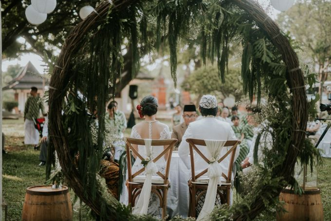The Wedding Of Tyas Andre by Nadhif Zhafran Photography - 021