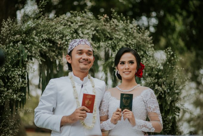 The Wedding Of Tyas Andre by Nadhif Zhafran Photography - 003