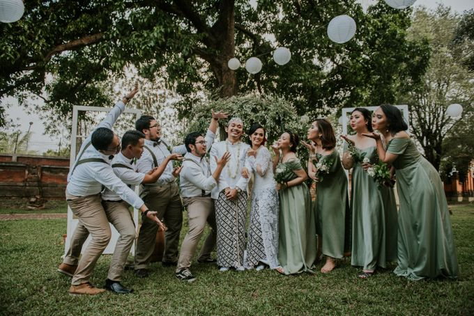 The Wedding Of Tyas Andre by Nadhif Zhafran Photography - 016