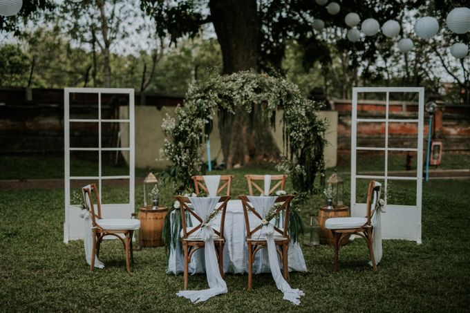 The Wedding Of Tyas Andre by Nadhif Zhafran Photography - 008