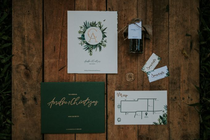 The Wedding Of Tyas Andre by Nadhif Zhafran Photography - 005