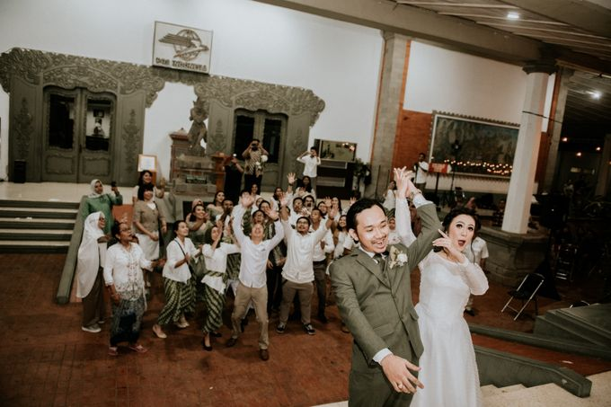 The Wedding Of Tyas Andre by Nadhif Zhafran Photography - 012