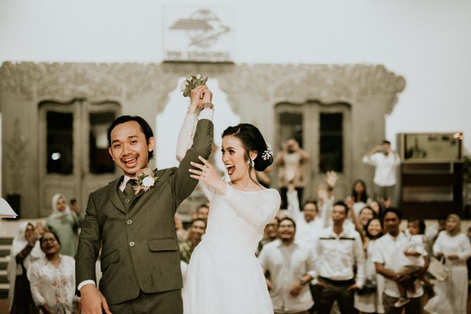 The Wedding Of Tyas Andre by Nadhif Zhafran Photography - 019