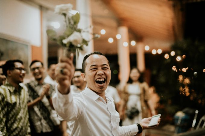 The Wedding Of Tyas Andre by Nadhif Zhafran Photography - 014