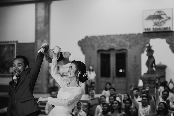 The Wedding Of Tyas Andre by Nadhif Zhafran Photography - 004