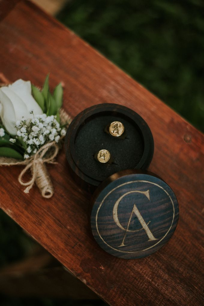 The Wedding Of Tyas Andre by Nadhif Zhafran Photography - 017