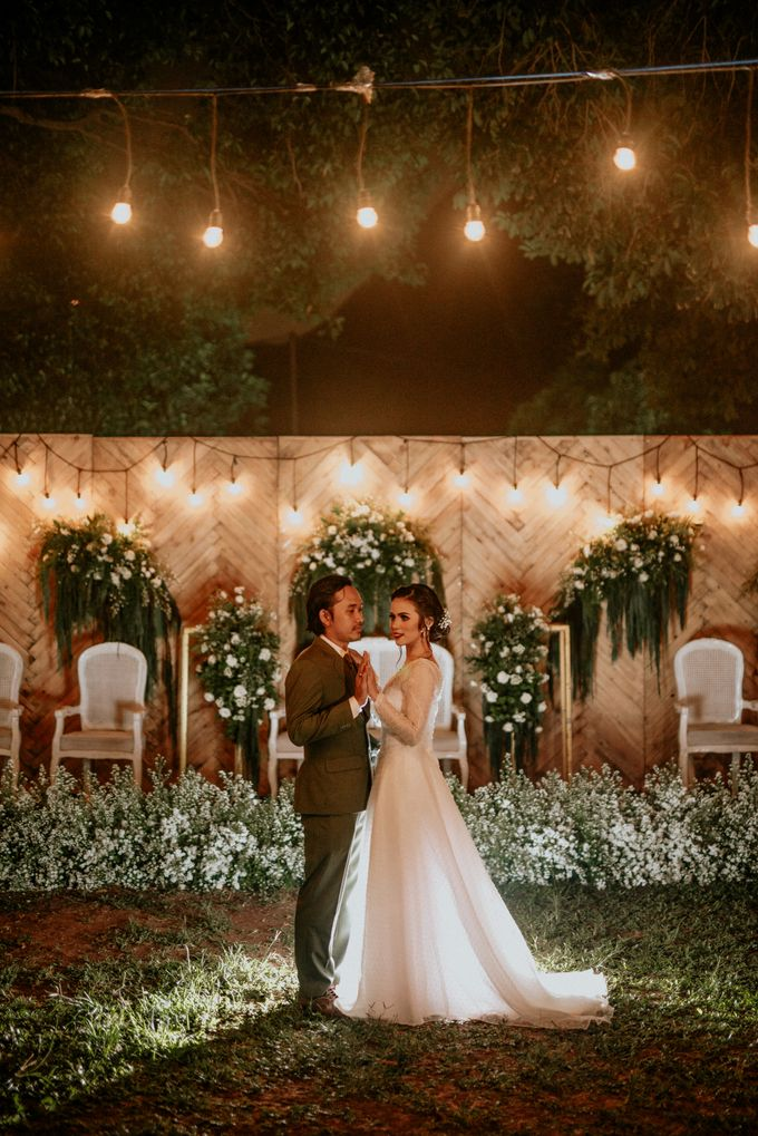 The Wedding Of Tyas Andre by Nadhif Zhafran Photography - 022