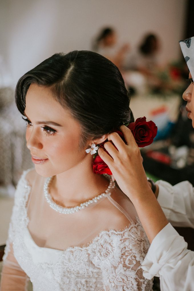The Wedding Of Tyas Andre by Nadhif Zhafran Photography - 011