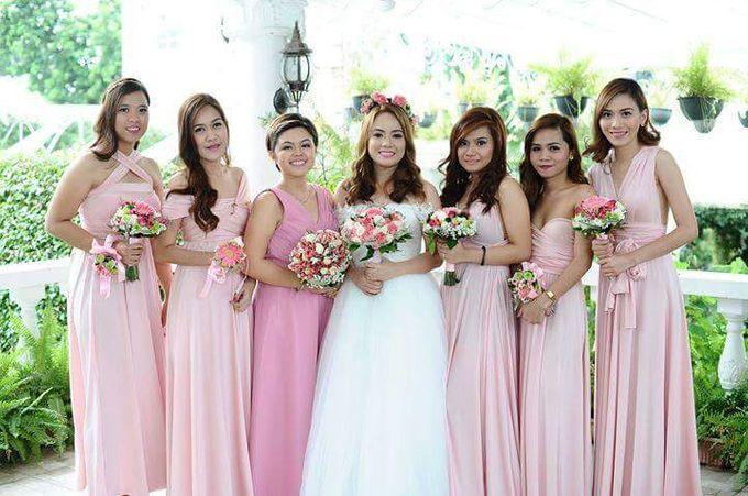 Wedding /Bridal MAKEOVER  by PROFESSIONAL HD MAKEUP BY BENJBASTE (BenyoumakeoverArtistry) - 011