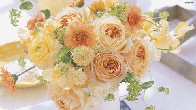 Bouquets, Corsages & Boutonnieres by Dorcas Floral - 018