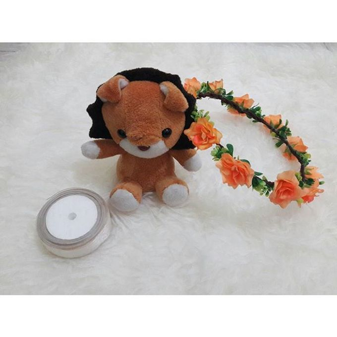 Flower Crown / Bando Bunga / Mahkota Bunga by Estrella Flower Crown - 005