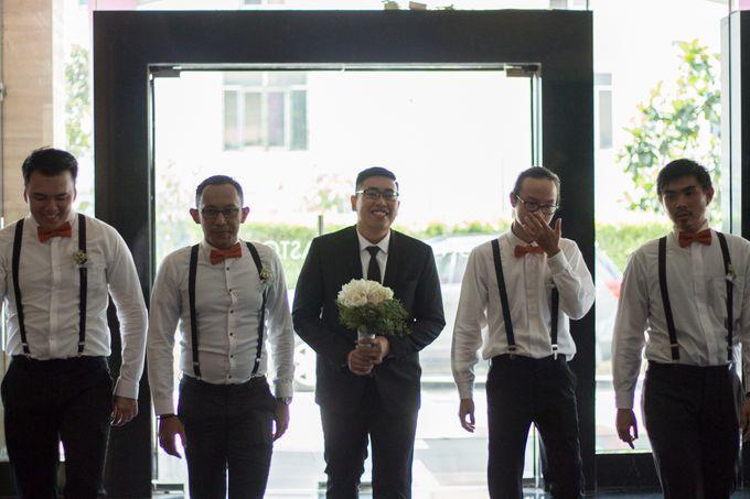 Wedding Andrianto & Melisa by Red Hat Organizer - 031