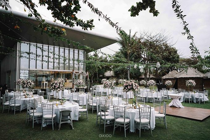 Beachfront Wedding at Sofitel Bali by Sofitel Bali Nusa Dua Beach Resort - 008