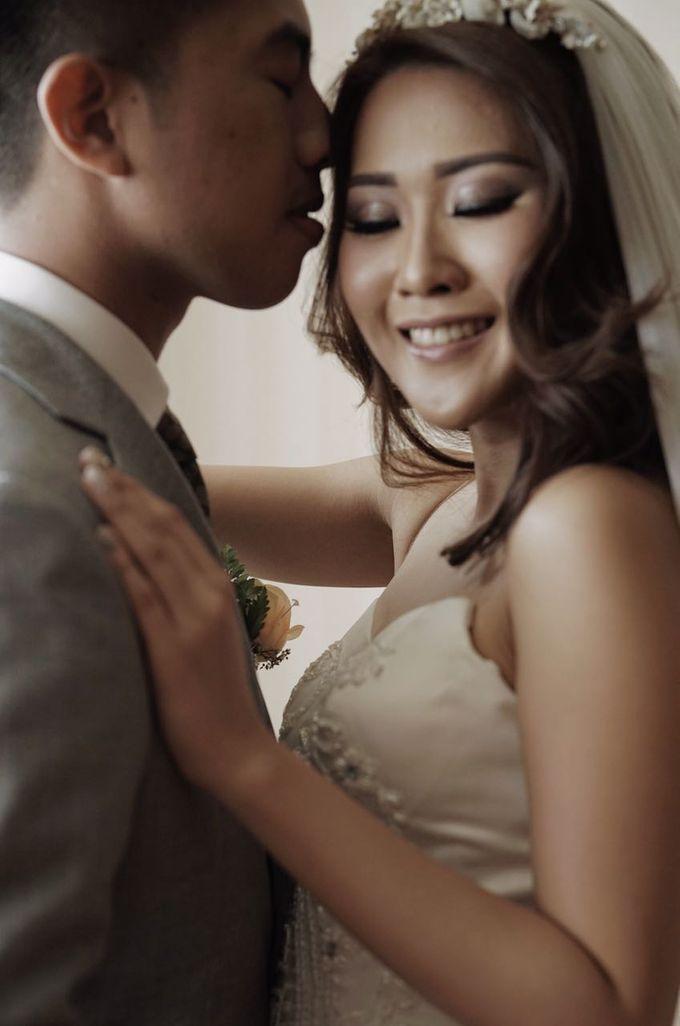 Wedding Norman & Chikka by Hotel Borobudur Jakarta - 002