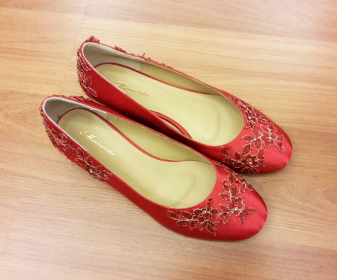 Shoes For Chinese Traditional Tea Ceremony by Moments Shoe - 002