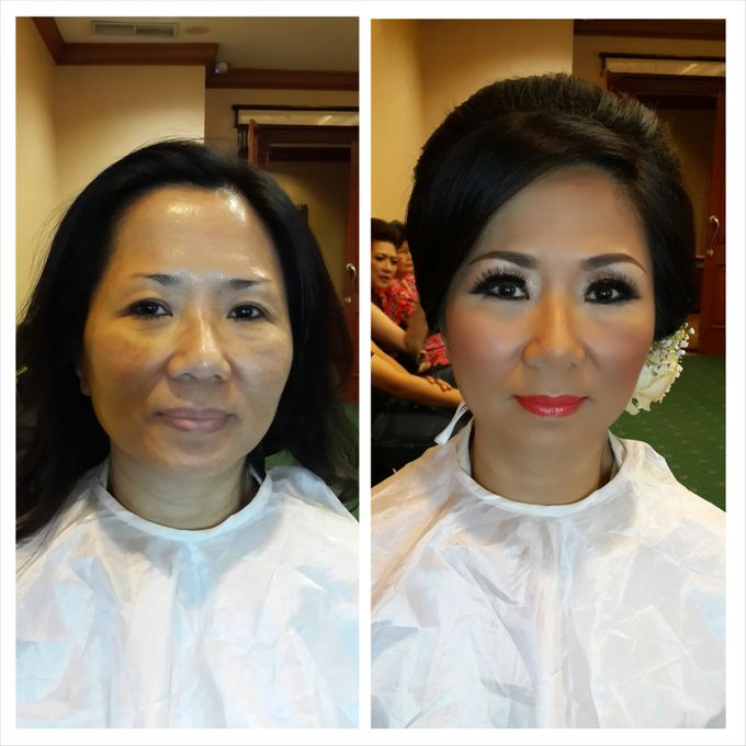 Mom's Make Up & Hair Do by IBELmakeuppro - 012