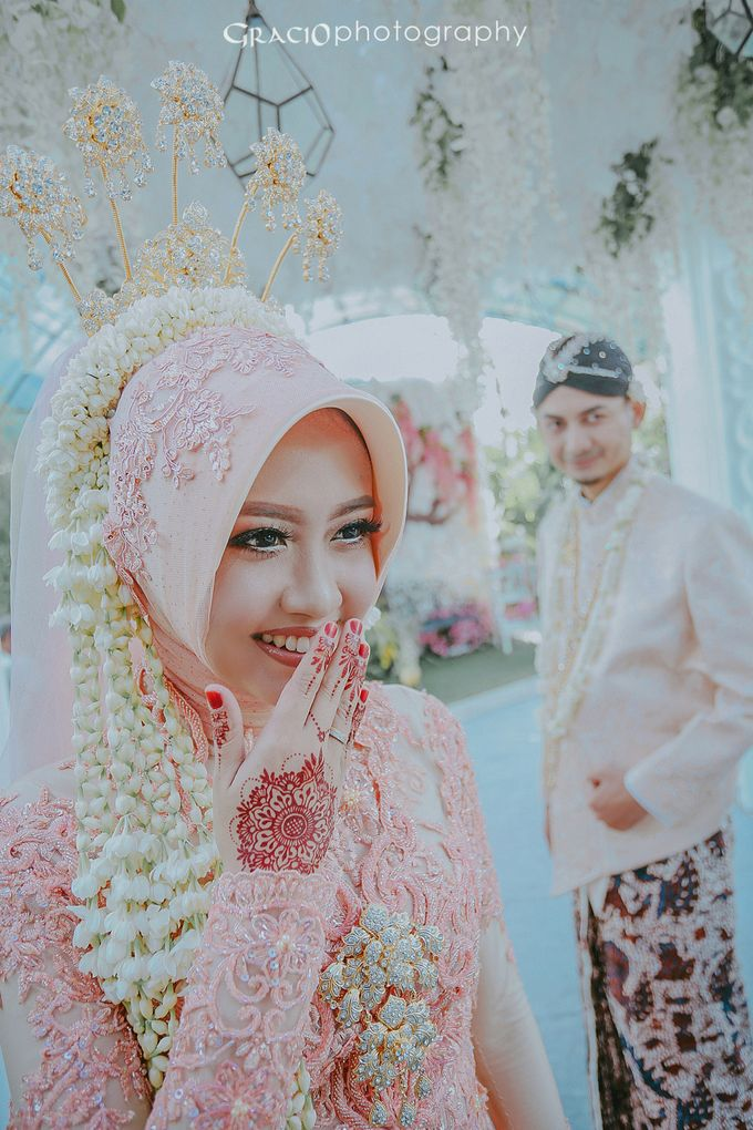 Wedding Pipit & Leo by Gracio Photography - 011