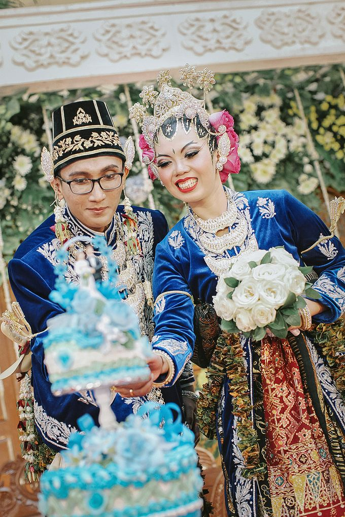 Wedding Putri & Didit by Gracio Photography - 013