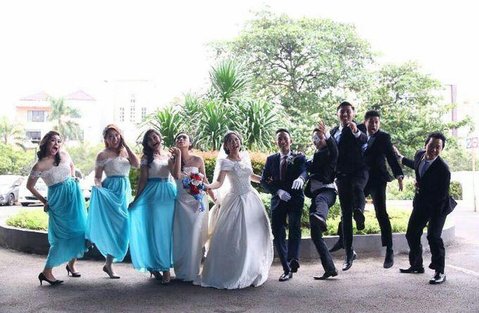 Wedding Day Of Hendrik & Sefi by Edelweis Organizer - 005