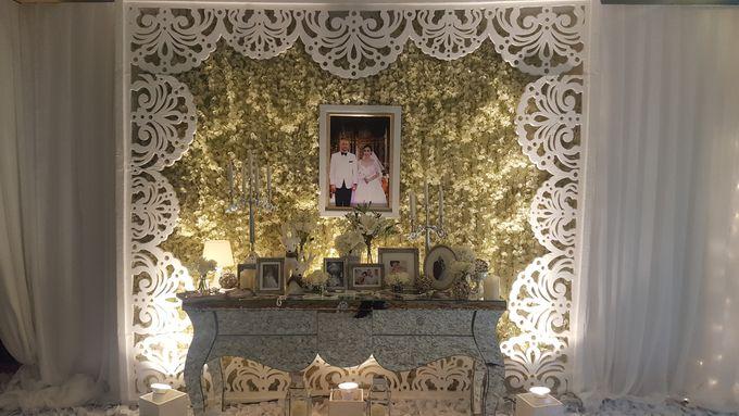 The Wedding Of Guillaume & Olivia by Hotel Borobudur Jakarta - 002