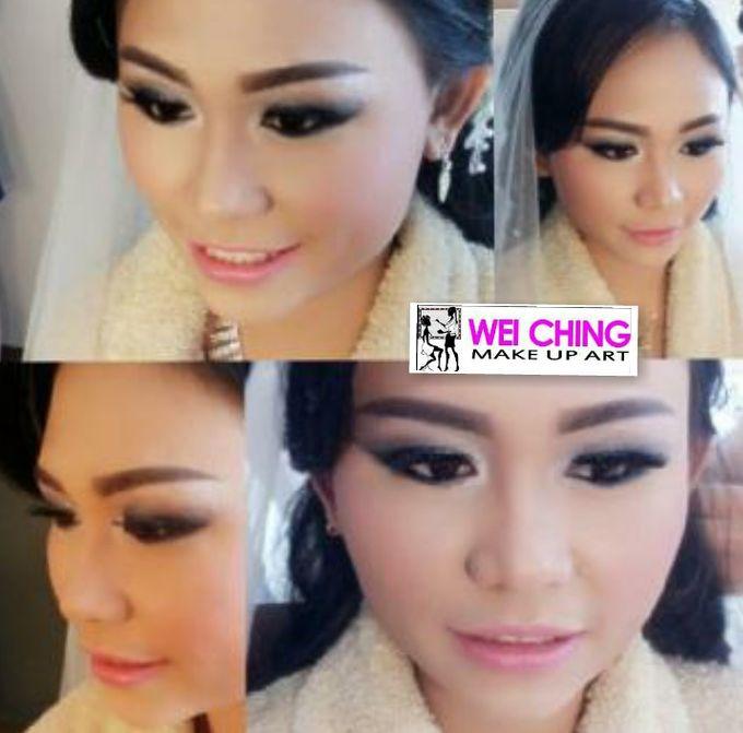 Wedding MakeUp N SulamAlis by Weiching Bridal Make Up - 009