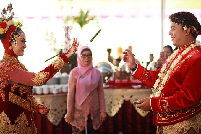 The Weddng Of Dewi & Riskyan by R A Picture - 002