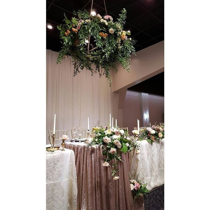 Fall 2015 Wedding Tanya & Moses by Esmae Event Floral Design - 006