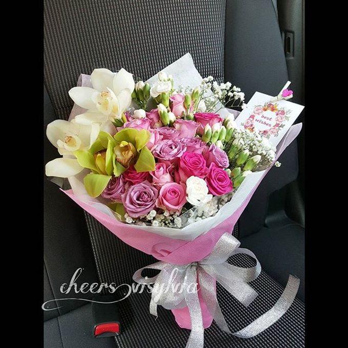 Gift Bouquet  by visylviaflorist - 023