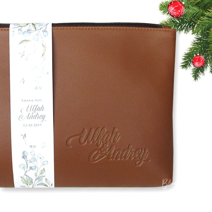 The Wedding of Ulfah & Andrey by Bloom Gift - 002