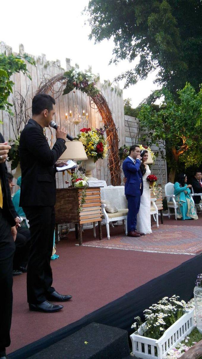 Wedding By Megrashy Wedding Planner & Organizer by Chanzy Fauzi MC - 006