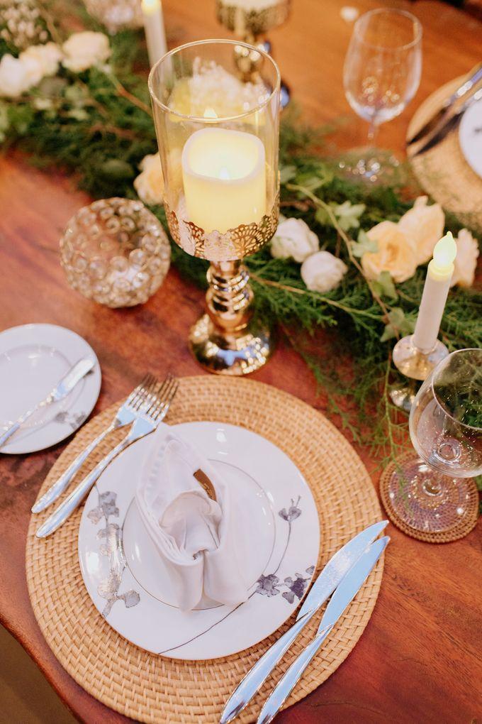 Intimate Dinner by Bali Becik Wedding - 015