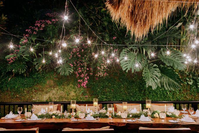 Intimate Dinner by Bali Becik Wedding - 014