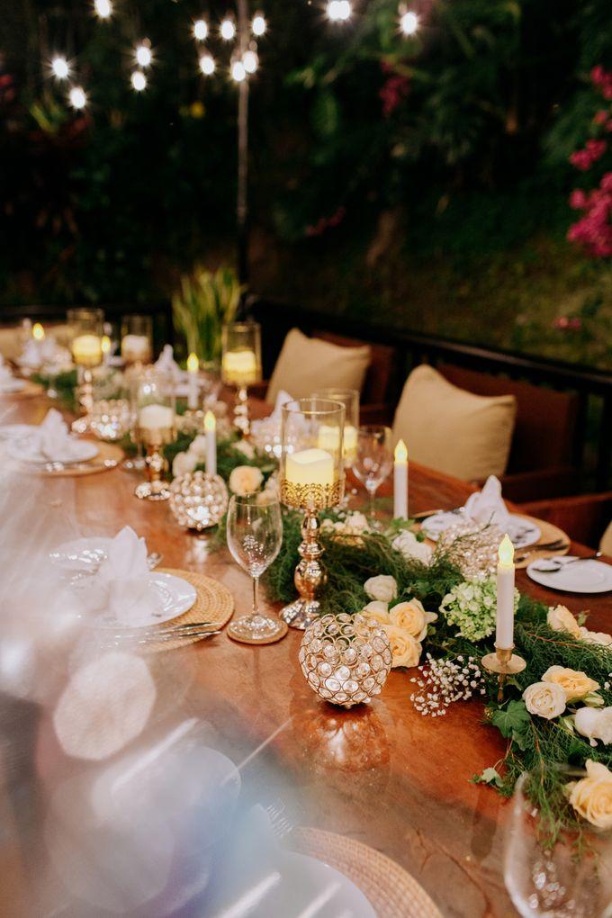 Intimate Dinner by Bali Becik Wedding - 013