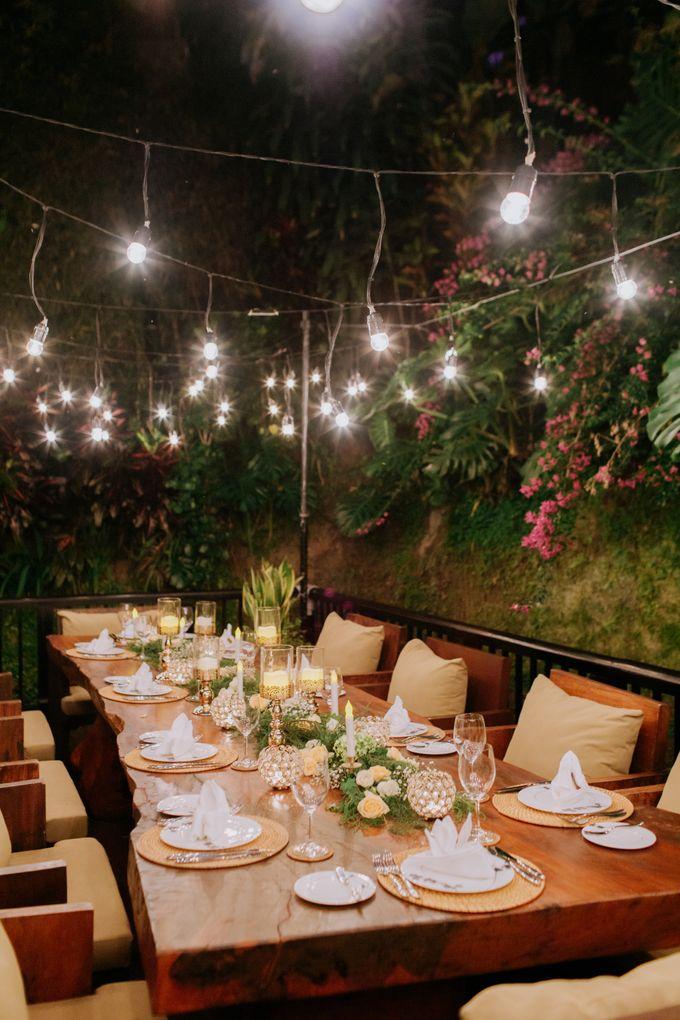 Intimate Dinner by Bali Becik Wedding - 012